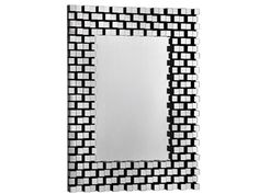 Shop for Stein World Brix Mirror, 12598, and other Living Room Mirrors at Stein World in Memphis, TN. Bold and graphic, this mirror features dozens of small mirrored squares surrounding a large central mirror.