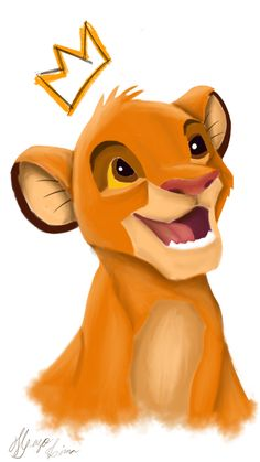 Drawing Simba Drawing of Simba, The lion king, smatphone drawing, desenho Simba rei leão no celular Cartoon Wallpaper Iphone, Disney Phone Wallpaper, Cute Cartoon Wallpapers, Roi Lion Simba, Lion King Simba, Lion King Drawings, Lion King Art, The Lion King, Simba Disney