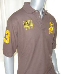 Iota Phi Theta Flag and Centaur Polo  Item Id: PRE-IFQFLAG/CENTRPOLO-BROWN  Price:  $89.00