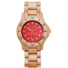 Heisman Maple Wooden Watch | TWO-O | Amsterdam