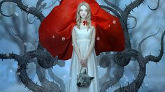 'In Disguise' (2011) by Natalie Shau. Contemporary artist. Digital art. Commissioned by composer Cory Gabel for production of 'Red Wolf Moon' ballet, modern retelling of the tale of Red Riding Hood. // Fairy tale reference:  Little Red Riding Hood, Little Red Cap or Le Petit Chaperon Rouge (via writer and story collector Charles Perrault). The story of Little Red Riding Hood is referenced in 'Random Magic' (Sasha Soren). // Found by @RandomMagicTour (https://twitter.com/randommagictour)…