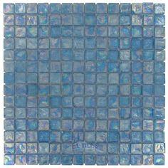 Vidrepur Vid 095751m Brushed Silver Blue White Iridescent Tile Gl Kitchen Backsplash Ideas Pinterest Mosaic And