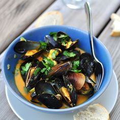 ... Mussels and Clams on Pinterest | Mussels, Clams and Mussel Recipes