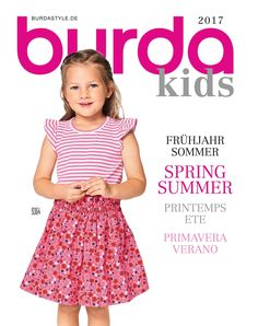 Burda - Kids 2017