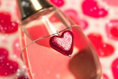 Want sparkle for Valentine's day, but do not have the cash? There is no need to fret. You can make a beautiful Glitter Heart Pendant.