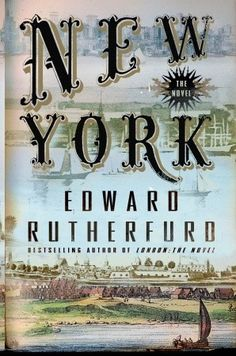 New York by Edward Rutherfurd. Born in Buffalo and having lived in New York City for twelve years, Rutherfurd's novel was especially poignant to me. The historical fiction was impressively researched and spans the founding of New Amsterdam to the attack of the World Trade Center. https://www.goodreads.com/review/show/1160727187.