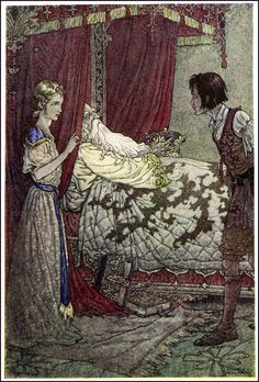 The Princess And Curdie By George MacDonald 1949