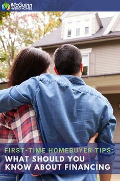 First-time Homebuyer Tips: What You Should Know About Financing Fha Mortgage, Mortgage Companies, Mortgage Payment, Home Financing, Private Mortgage Insurance, Buying Your First Home, Home Buying Process, Veterans Affairs, Energy Efficient Homes