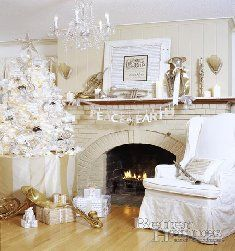 Shabby Chic Christmas <3