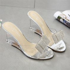 Prom Dresses Long Pink, Roman Sandals, Beach Shoes, Woman Beach, Blue Sandals, Womens Slippers, Studs, Crystals, Check
