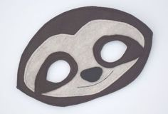 Toucan mask crafts pinterest teaching resources and for Sloth mask template