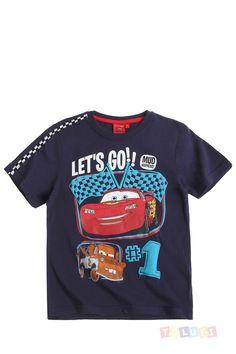 T-shirt Cars Let's Go!! https://www.toluki.com/prod.php?id=1076 #enfant #Toluki #mode