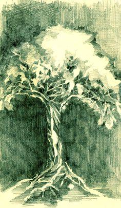 Tree by raindian on DeviantArt