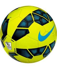 Buy Nike Size 5 Pitch Premier League Football - Yellow at Argos.co.uk 534a3c10f