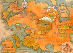 Daggerfall covenant alliance map the elder scrolls online video world map of tamriel for the elder scrolls online eso video game gumiabroncs Image collections