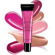 Ultra color, shine, & hydration! Moisturizing, vitamin- infused lip gloss in high-shine shades. Glass-like finish. .507 fl. oz.