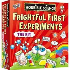 18 frightfully foul first-time experiments for budding horrible scientists. Discover how to stack lively liquids, perform eye-popping illusions and make your breakfast fly! Find out how to mix up mad molecules, learn about the shocking power of st Science Kits For Kids, Petri Dish, Stem Learning, Cool Science Experiments, Educational Toys For Kids, Paper Clip, Food Coloring, Problem Solving, 6 Years
