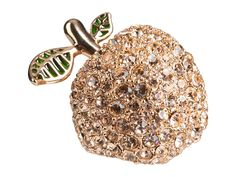 MARC BY MARC JACOBS 10th Anniversary Pave Apple Ring