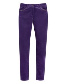 Chico's Embellished Velveteen Jegging #chicossweeps