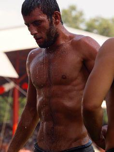 Turkish Wrestler