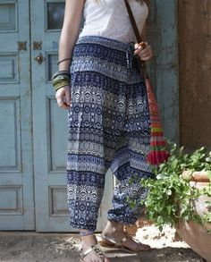 Our Gwenver trousers are a beach bums dream; these loose fitting, high drawstring waist beauties are the most casual option Tahouts has to offer. tahouts.com