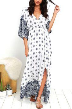 Lulu's South of France Maxi Dress - BestProducts.com