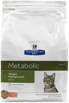 Hill's Prescription Diet Metabolic Feline - 8.5lb -- Click on the image for additional details. (This is an affiliate link and I receive a commission for the sales)