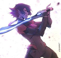 My love for Krolia had suddenly increased upon seeing this picture.