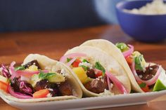 Tapas Recipes, Pork Recipes, Great Recipes, Tapas Food, Yummy Recipes, Air Fryer Recipes Mexican, Mexican Food Recipes, Ethnic Recipes, Mexican Meals
