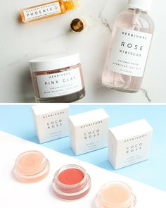 Herbivore Botanicals creates truly natural skincare and cosmetics. They are created with natural ingredients, plant-based food-grade cold-pressed oils, steam distilled therapeutic-grade essential oils, GMO free soy wax, recyclable and reusable packaging, many certified organic ingredients.