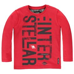 Kelven Jongens Mid T-shirt, Red Middle Tee Shirts, Tees, Aw17, Sweatshirts, Sports, Sweaters, Middle, Layout, Fashion