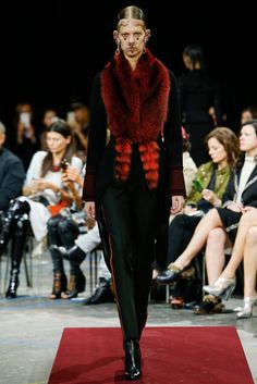 Givenchy | Fall 2015 Ready-to-Wear Collection | Vogue Runway