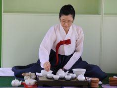 다례시연 Korean Tea, Tea Ceremony