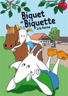 PDF Gratuits: Documentations pédagogiques sur le monde de la ferme en Suisse - Primaire (PDF)