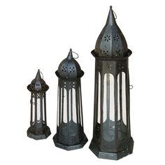 Bazaar Ottoman Lanterns | ACHICA