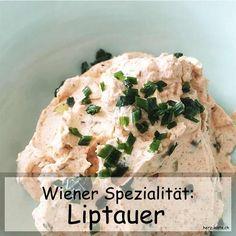 DIY, Handlettering und süsse Sünden Wiener Schnitzel, Austrian Recipes, Austrian Food, German Recipes, Dips, Pesto, Potato Salad, Brunch, Appetizers