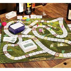 Karafe Wine Game - http://www.wineracksaccessories.com/karafe-wine-game/