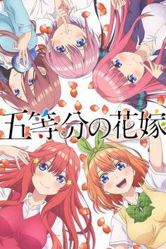 Read The Quintessential Quintuplets / no Hanayome Best Manga Online in High Quality Otaku Anime, Anime Ninja, Manga Anime, Anime Art, Manga Japan, Anime Reccomendations, Manga Covers, Cute Anime Wallpaper, Kawaii Anime Girl