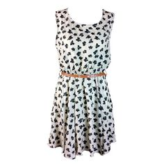 Leaf Print Dress, 20€, now featured on Fab.