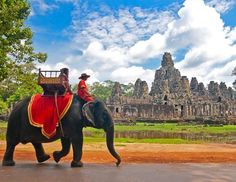 5 Reasons Why you should go to Cambodia Right Now