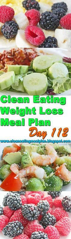 Clean Eating Weight Loss Meal Plan 112 #cleaneating #healthyeating – Wow!