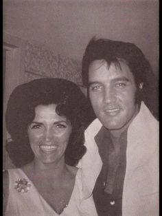 Elvis and Wanda