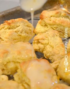 Clementine Vanilla Bean Scones - Bubbly Nature Creations