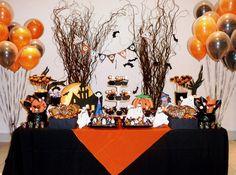 Festa Infantil: Dia das Bruxas