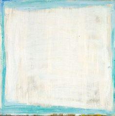 "treebystream:  Katherine Parker, Soundstage 2013, oil on canvas, 24 × 24""    gypsealife"