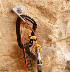 Essential for all rock climbers/wanna be rock climbers.