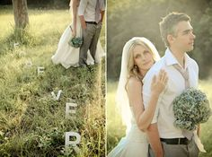 Kellee and Chris' Post Wedding Farm Shoot | Polka Dot Bride