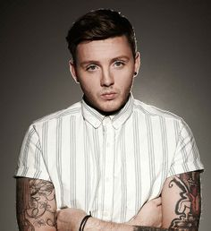 THE EYES, THE VOICE. #JamesArthur