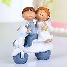 """""""Радостный путешествовать вместе с вами"""" Свадебный торт Топпер – RUB p. 1 284,32"""
