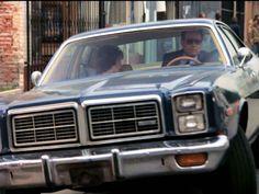 Rick Hunter car -  Dodge Monaco